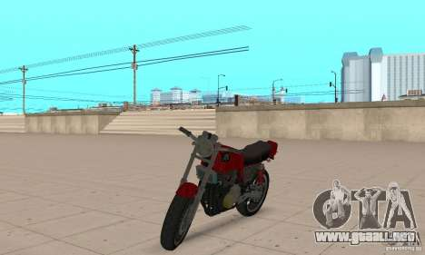 IZH Planeta 5 para GTA San Andreas