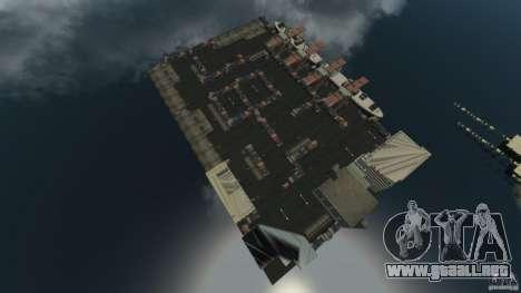 Tokyo Docks Drift para GTA 4 segundos de pantalla
