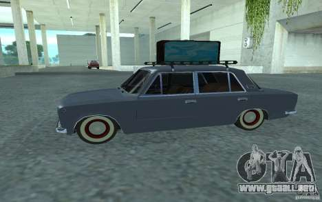 Estilo Retro VAZ-2101 para GTA San Andreas left