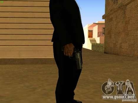 MP 412 para GTA San Andreas segunda pantalla