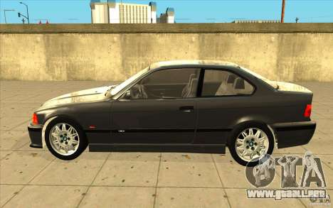 BMW E36 M3 - Stock para GTA San Andreas left