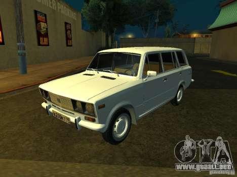 VAZ 2106 Touring para GTA San Andreas