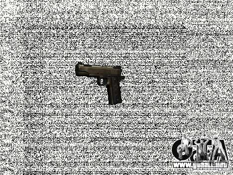 New Weapons Pack para GTA San Andreas sexta pantalla