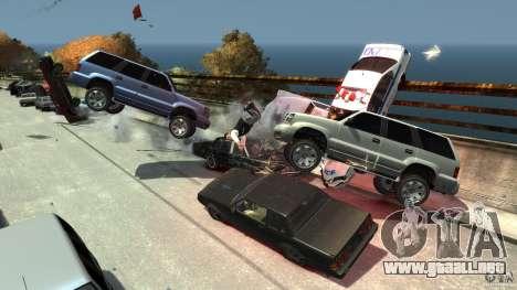 Heavy Car para GTA 4 séptima pantalla