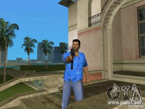 New Reality Gameplay para GTA Vice City sucesivamente de pantalla