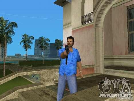 New Reality Gameplay para GTA Vice City sucesivamente de pantalla
