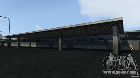 Tokyo Docks Drift para GTA 4 novena de pantalla