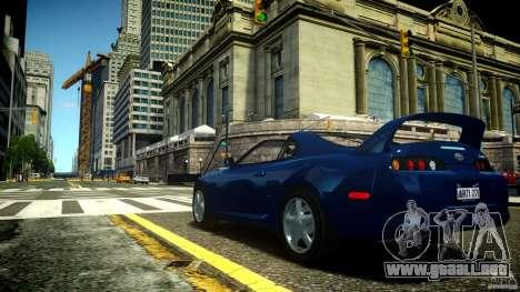 TRIColore ENBSeries Final para GTA 4 tercera pantalla