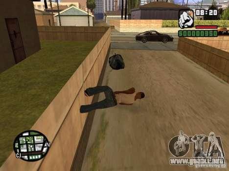 ACRO Style mod by ACID para GTA San Andreas