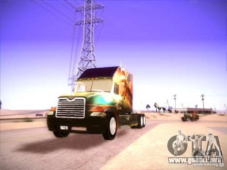Mack Vision para GTA San Andreas
