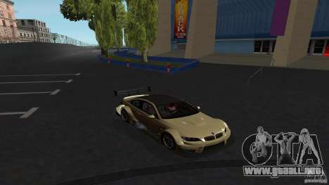 BMW E92 M3 para GTA San Andreas