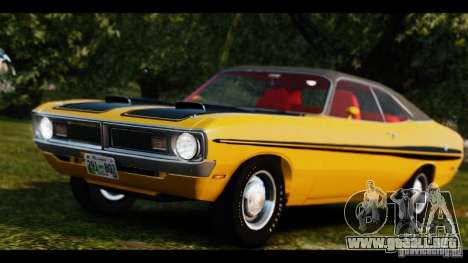 Dodge Demon 1971 para GTA 4
