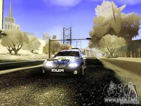 ENBSeries by Maksss@ para GTA San Andreas tercera pantalla