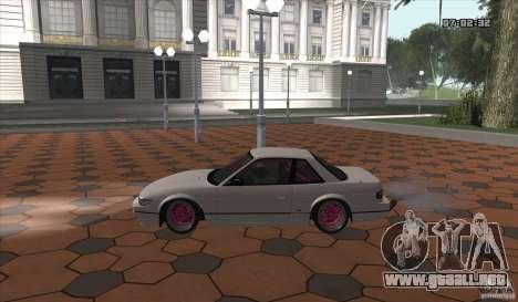 Nissan Silvia S13 Ks para GTA San Andreas left