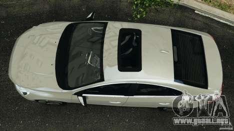 Volvo S60 R-Designs v2.0 para GTA 4 visión correcta