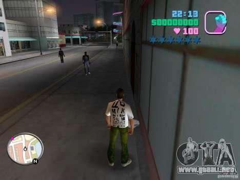 Pak nuevas skins para GTA Vice City quinta pantalla