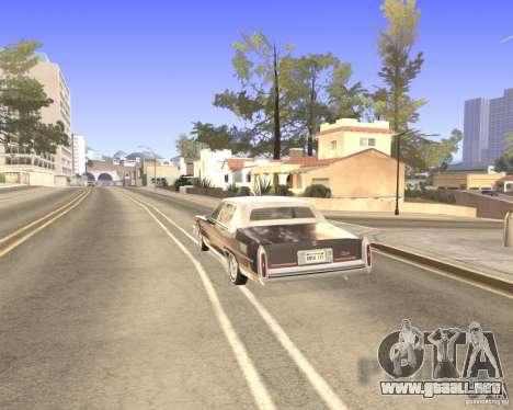 ENBSeries By Krivaseef para GTA San Andreas séptima pantalla