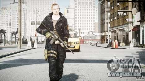Jake Mueller para GTA 4