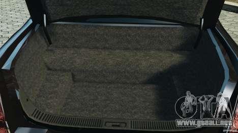 Lincoln Town Car 2006 v1.0 para GTA 4 vista superior