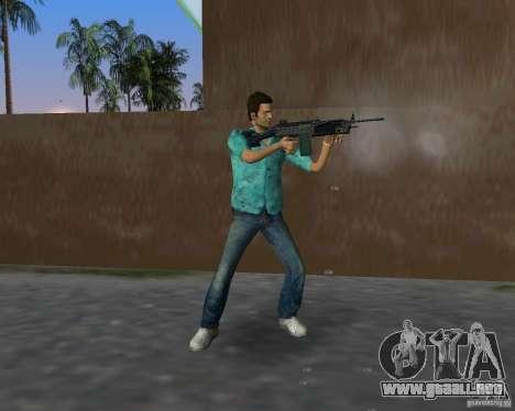 Pak de GTA 4 The Ballad of Gay Tony para GTA Vice City sexta pantalla