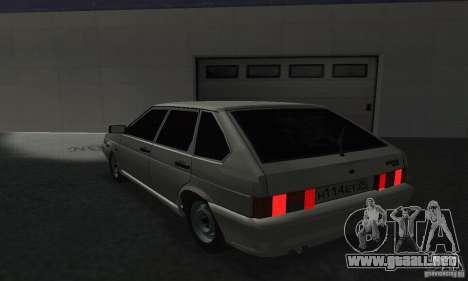 VAZ-2114 para GTA San Andreas left