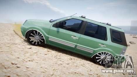 Ford EcoSport para GTA 4 interior