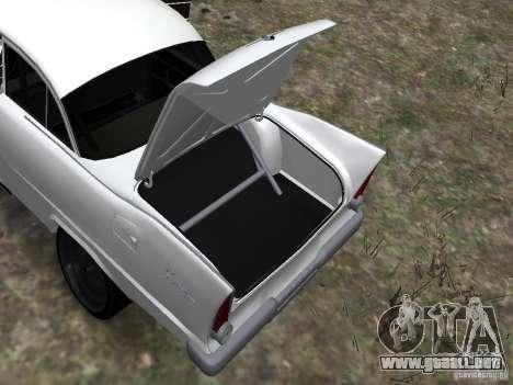 Plymouth Savoy 57 para GTA 4 vista superior