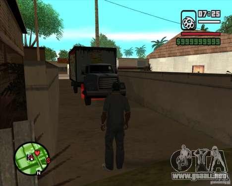 CJ-Loader para GTA San Andreas