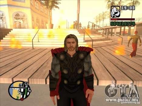 Thor para GTA San Andreas