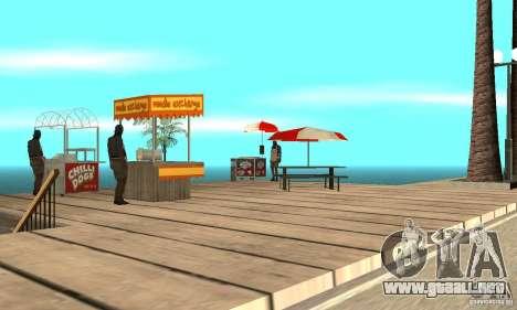 Dan Island v1.0 para GTA San Andreas tercera pantalla