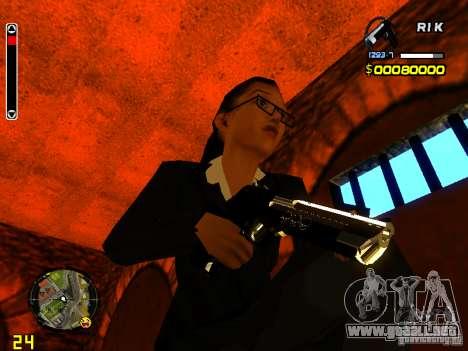 Next weapon pack para GTA San Andreas