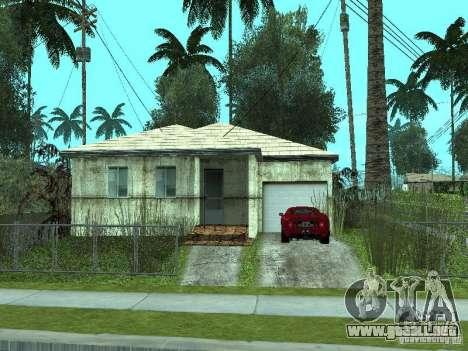 Mega Cars Mod para GTA San Andreas sexta pantalla