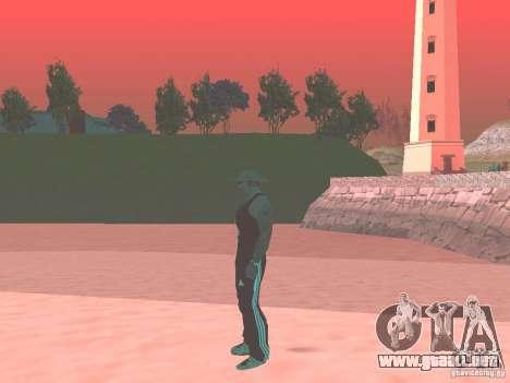 Elija cualquier clima para GTA San Andreas quinta pantalla