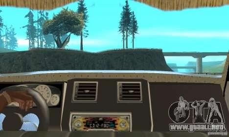 433112 ZIL con afinación para la visión correcta GTA San Andreas