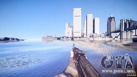 La nueva AK-47 para GTA 4 tercera pantalla