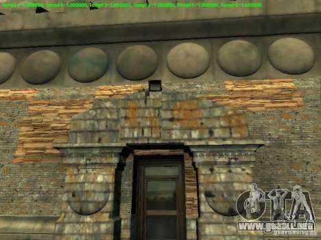 Estatua de la libertad de 2013 para GTA San Andreas octavo de pantalla