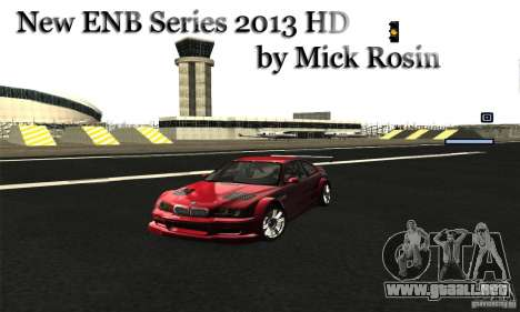 ENB Series 2013 HD by MR para GTA San Andreas