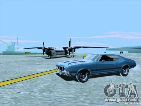 ENB Series v1.5 Realistic para GTA San Andreas undécima de pantalla