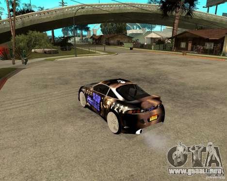 Mitsubishi Eclipse RZ 1998 para GTA San Andreas left