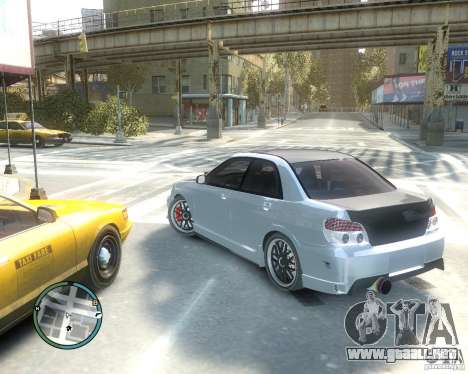 Gráficos mejorados para GTA 4 segundos de pantalla