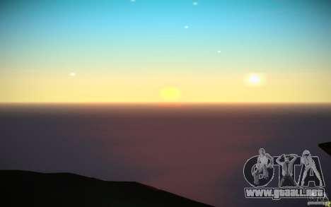 Agua HD v3.0 para GTA San Andreas novena de pantalla