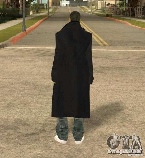 Casual Man para GTA San Andreas sucesivamente de pantalla