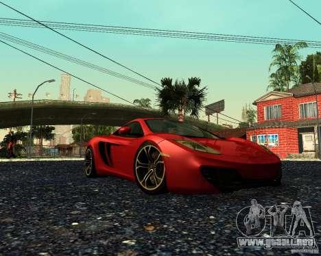 ENBSeries by Nikoo Bel v3.0 Final para GTA San Andreas segunda pantalla