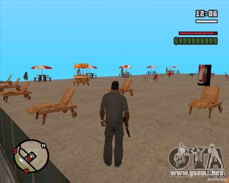 CJ-alcalde para GTA San Andreas tercera pantalla