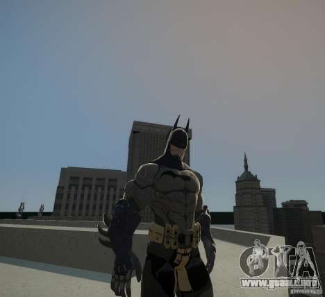 Batman: The Dark Knight para GTA 4 segundos de pantalla