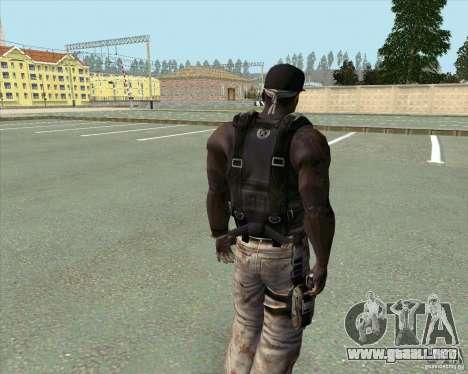 50 Cent para GTA San Andreas segunda pantalla
