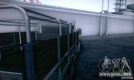 Barracks HD para la visión correcta GTA San Andreas