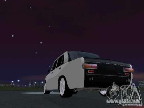 Chicos blancos VAZ 2101 para GTA San Andreas vista hacia atrás