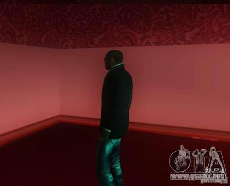 Reportero ckin para GTA San Andreas tercera pantalla