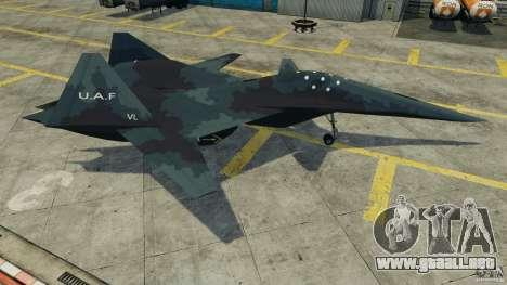 ADF-01 Falken para GTA 4 left